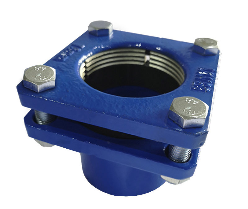 Mechanical End Cap For uPVC & PE Pipes
